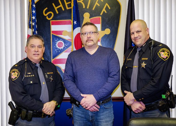 Special Deputy Joe Krehlik