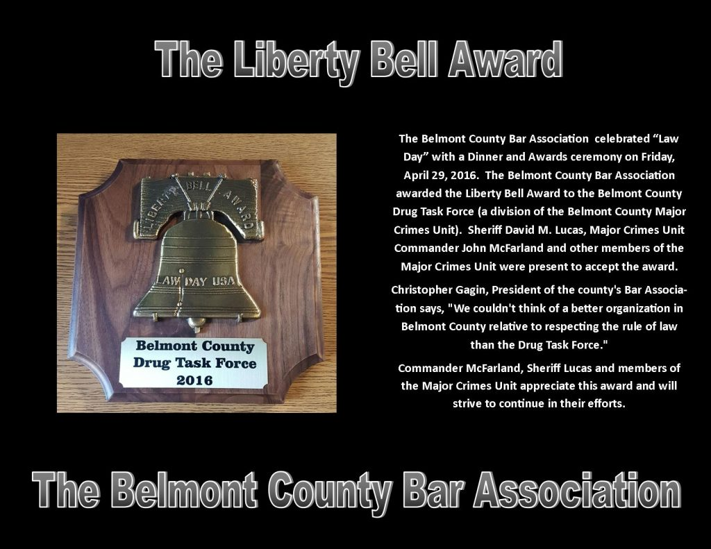 Liberty Bell Awrd