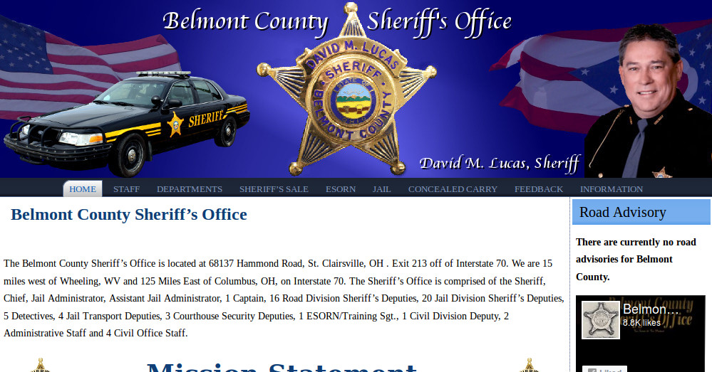 Belmont County Sheriff's Office